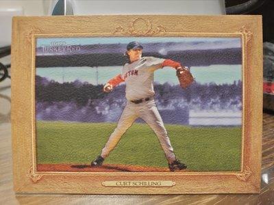 (記得小舖)MLB CURT SCHILLING 波士頓紅襪 2007 TOPPS 普卡1張 台灣現貨