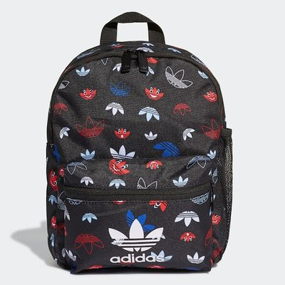 【Dr.Shoes 】 Adidas Originals Backpack 三葉草 後背包 滿版 GD3137
