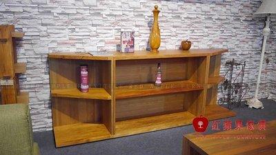 [紅蘋果傢俱] L203 全實木系列 櫥櫃 收納櫃 櫃子數千坪展示