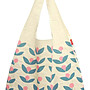 日本 Lotta Jansdotter 簡約 環保袋 購物袋 單肩包 肩背包 萬用包 手提袋 手拎袋