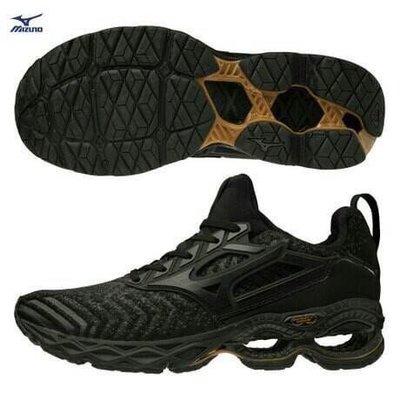 美津濃 mizuno WAVE CREATION WAVEKNIT 一般型男款慢跑鞋 J1GC203309 26.5-29 $5280