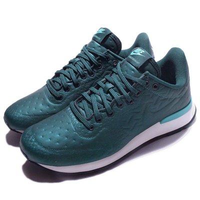 =CodE= NIKE W INTERNATIONALIST JCRD 復古慢跑鞋(香檳綠)859544-901 SAL