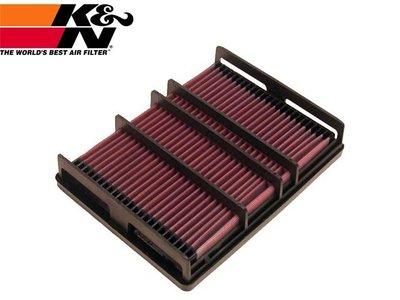 【Power Parts】K&N 高流量原廠交換型空氣濾芯 33-2053 LEXUS GS300 1993-1997