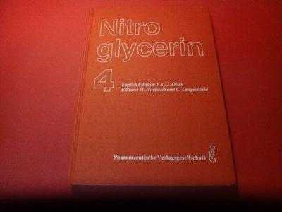 【愛悅二手書坊 30-04】Nitroglycerin 4       Hochrein/著