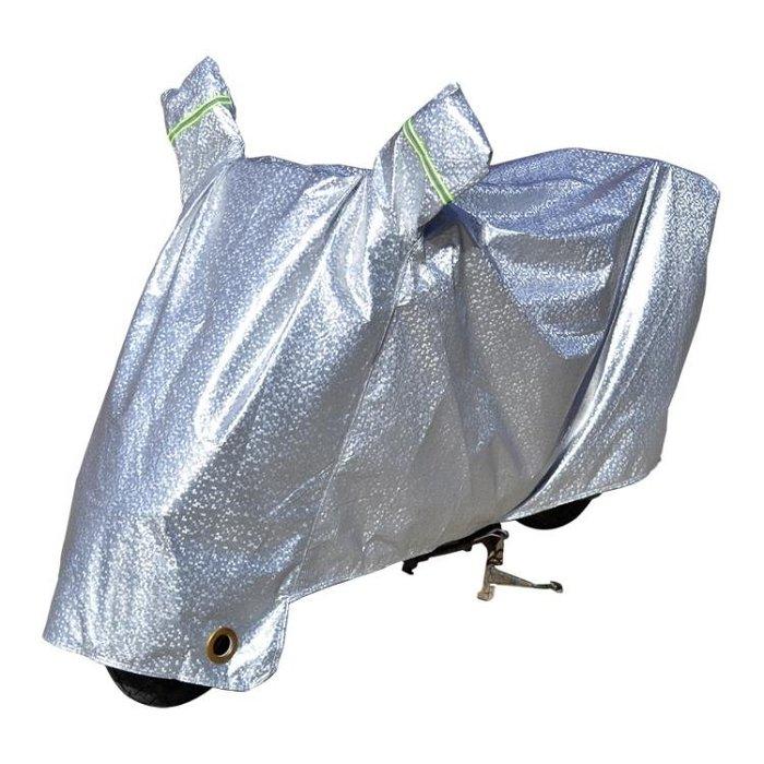 車罩踏板摩托車電動車電瓶防曬防雨罩車衣套遮陽蓋布加厚防塵罩子