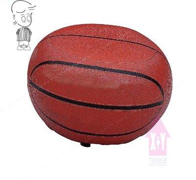 【X+Y時尚精品傢俱】沙發矮凳系列-籃球椅(紅).椅凳.輔助椅.小巧可愛.台南市摩登家具