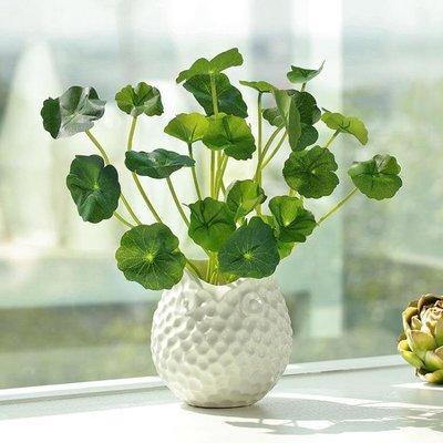 家居客廳陶瓷花瓶擺件餐桌台面小清新插花花瓶創意簡約裝飾小花器 WD    全館免運