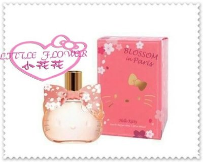 小公主日本精品 Hello Kitty 香水 40ml 開花 BLOSSOM in Paris 日本製 66619208