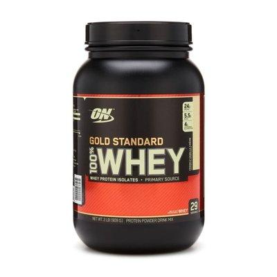 宙斯健身網-ON 金牌級低脂乳清蛋白2磅 (法式香草)
