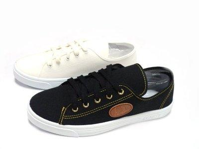 美迪~ 703-鞋帶款-輕便布鞋/彩繪布鞋/工作布鞋~ (台灣製止滑底)-男版-黑色下單區