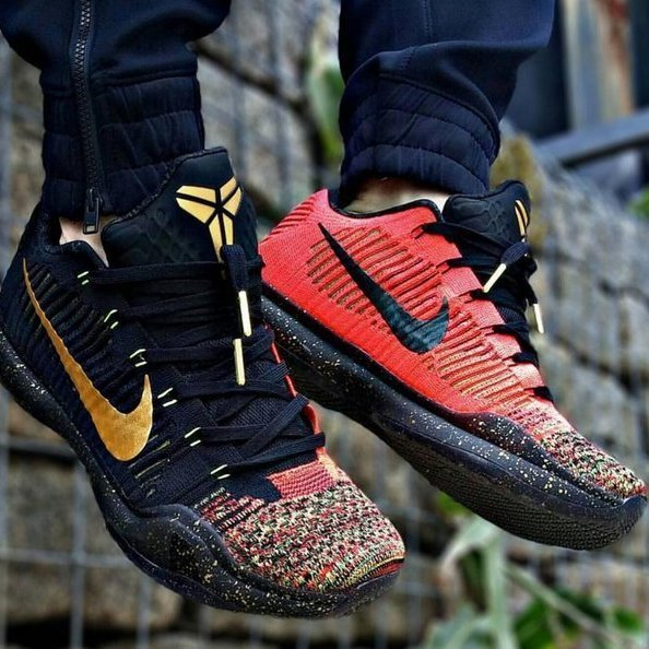 Nike Kobe 10 X Elite Low Xmas聖誕