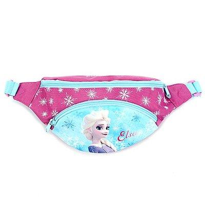 ♀高麗妹♀韓國 Disney FROZEN II 冰雪奇緣2 幼童 腰包/也可斜背當小背包.可調式腰帶(預購)
