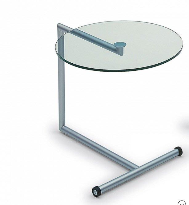 COR 玻璃可移動茶几/可插入沙發邊 /  Side Table