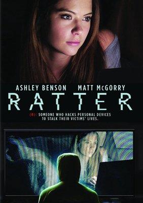 【藍光電影】捕鼠者/密探 ratter (2015) 85-024