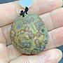 阿拉善戈壁石瑪瑙~眼睛石吊飾(Z-25)