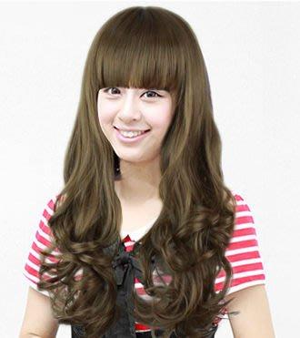 水媚兒假髮-日韓系HL617-H 新款超厚髮量蓬鬆捲髮 - 高溫絲 現貨或預購