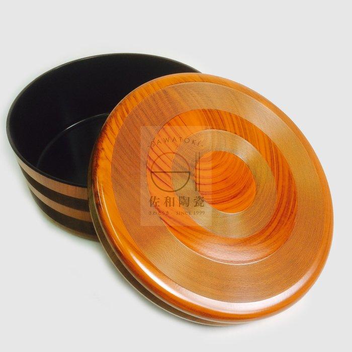 +佐和陶瓷餐具批發+【XL060220-1 千筋漆器飯桶-日本製】野餐 茶具收納 飯器 日式 精緻 餐廳家用