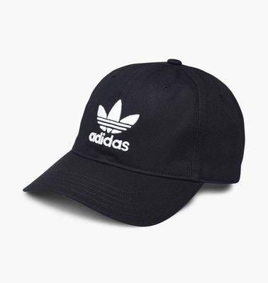 Adidas Trefoil Cap black white BK7277