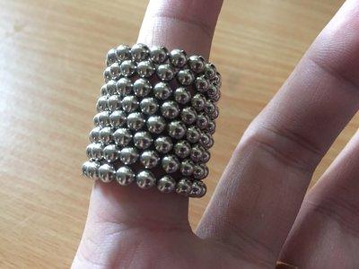 強力磁珠4mm 鍍鎳【好磁多】專業磁鐵、釤鈷磁鐵銷售