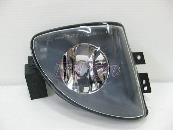 @Tokyo東京車燈部品@寶馬BMW 新大5 F10 4門/5門/旅行車 原廠型玻璃霧燈 一顆2000
