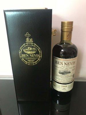 Ben Nevis 50 years sherry cask #3641
