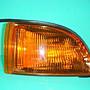 》傑暘國際車身部品《 高品質 GALANT 98-00.03-05年日規玻璃燻黑大燈送白角燈或黃角燈