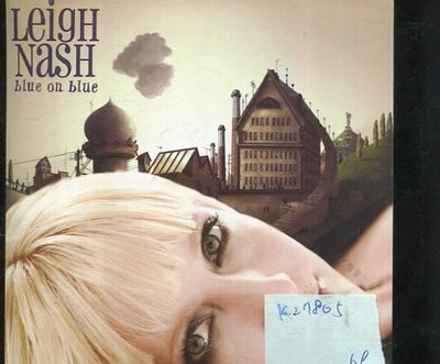 *真音樂* LEIGH NASH / BLUE ON BLUE 二手 K27805