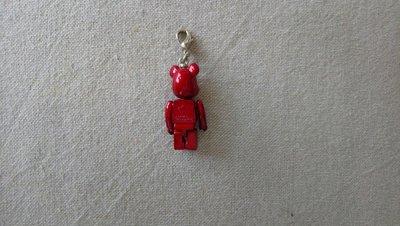 熊熊手機吊飾拉鏈掛飾