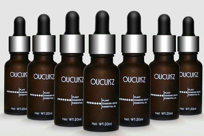 法國OUCUISZ歐翠絲 100%植物性純精油 滴管式大瓶裝20ml優惠價 薰香/香薰機可用