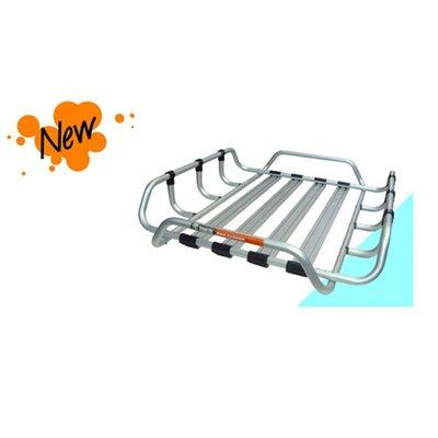 【山野賣客】鹿牌 Travel Life R-36 R36 輕量化鋁合金 置物籃 置物架 置物盤