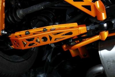 《大台北》億成汽車底盤精品改裝-SUMMIT-後下強化左右支臂 TOYOTA GT86