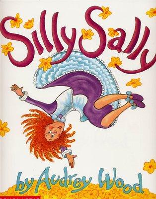 *小貝比的家*SILLY SALLY/平裝/4-5歲中班/童謠韻文 /廖彩杏讀書單