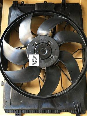 ※瑞朋汽材※BENZ賓士C系列W204水箱散熱風扇 副廠OE件 全新特價7500元