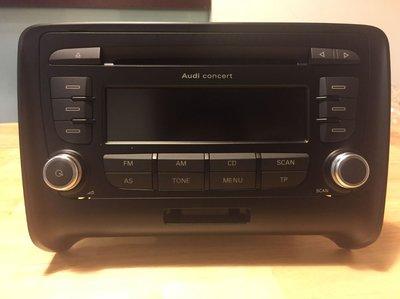 AUDI TT 音響主機