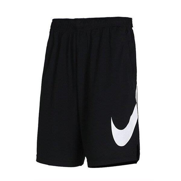 【IMPRESSION】NIKE DRY FIT Logo 短褲 短棉褲 黑色 大勾 BQ1933 010 現貨