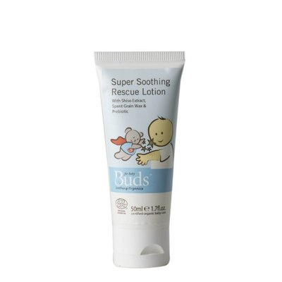Buds - Super Soothing Rescue Lotion 有機舒敏深層滋潤乳 50ml