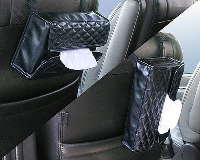 愛淨小舖-【EH-142】日本精品 SEIKO  高質感面紙盒套 椅背面紙盒套 車用面紙盒 面紙盒