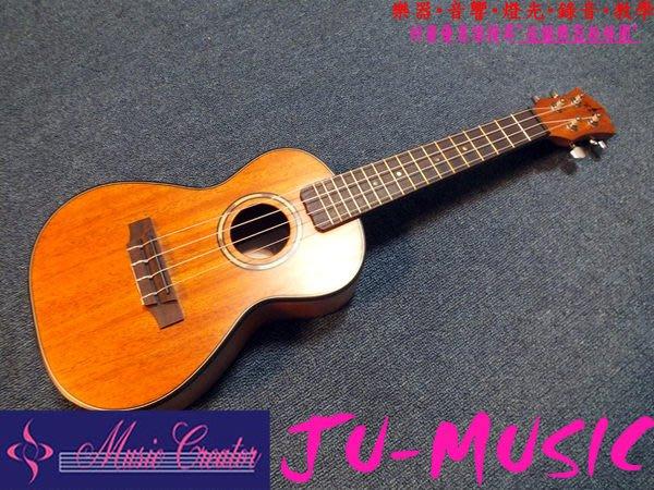 造韻樂器音響- JU-MUSIC - 夏威夷 大廠 D & D 桃花心木 UKULELE 23吋 夏威夷 烏克麗麗