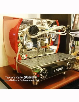 【TDTC 咖啡館】La Nouva Era Altea 1GR 義式半自動咖啡機(紅 /  黑 /  鍍鉻) 高雄市