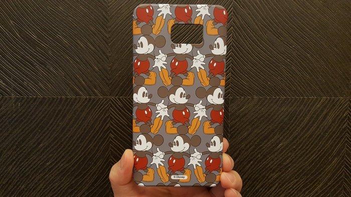 三星Note 5-手機殼(米老鼠 - 經典款) (硬殼) (3D彩繪)(韓國空運)-現貨