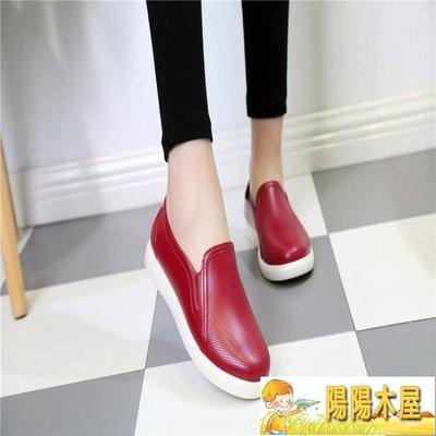 低筒雨鞋女士雨靴韓國時尚成人防滑廚房工作膠鞋套鞋防水鞋韓【陽陽木屋】