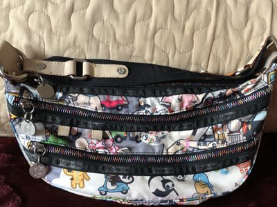 Lesportsac 設計師款 肩背及手提包