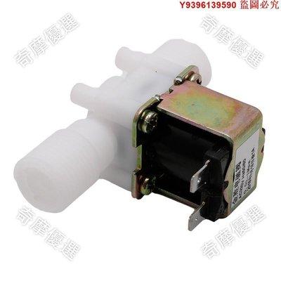 "AC220V電磁閥磁性N / C水空氣入口流量開關N / C 1/2"""
