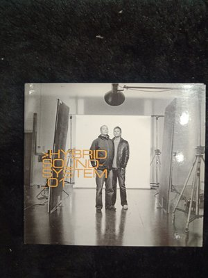 HYBRID - SOUND-SYSTEM 01 -  雙CD版 - 碟片近新 - 81元起標  R849