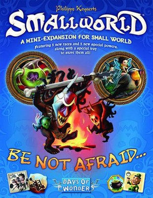 大安殿實體店面 小世界 不要怕 擴充 Small World Be Not Afraid 別害怕 正版益智桌上遊戲