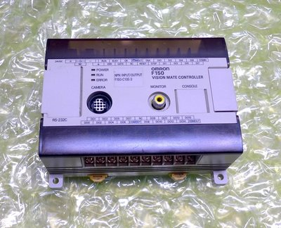 歐姆龍OMRON RS-232C F150-C10E-3 VISION MATE CONTROLLER PLC 伺服驅動