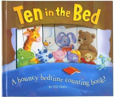 *小P書樂園* Ten in the Bed