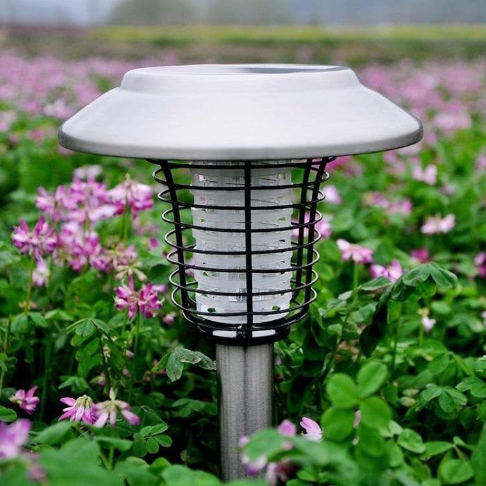 捕蚊器室外led滅蚊神器庭院驅蚊器殺蟲燈器
