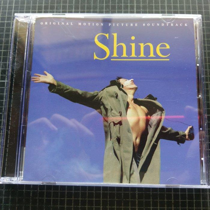※藏樂小舖※ (影劇CD) Shine鋼琴師~電影原聲帶