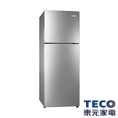 TECO 東元 《R2302N》 222公升 透明門置物棚 自動除霜 高纖蔬果室 風冷式雙門冰箱